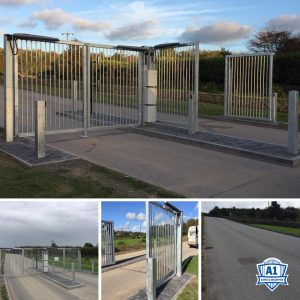 Devon Commercial gate installers