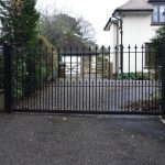 residential metal fencing solutions in the South west