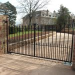 A1 gates and security fabricated gates