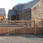 Farmland gate solutions in devon