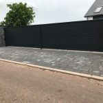 Large scale residential fencing
